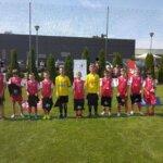 Pierwszy dzień Turnieju Piłki Nożnej Dzieci z okazji 100-lecia Powrotu Leszna do Macierzy za nami…