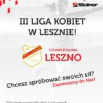 III liga Kobiet w Lesznie
